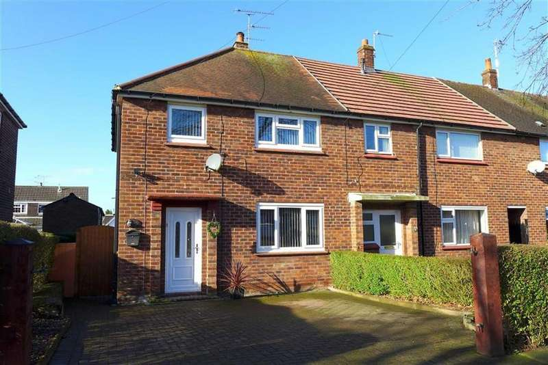 3 Bedrooms End Of Terrace House for sale in Handforth Road, Crewe