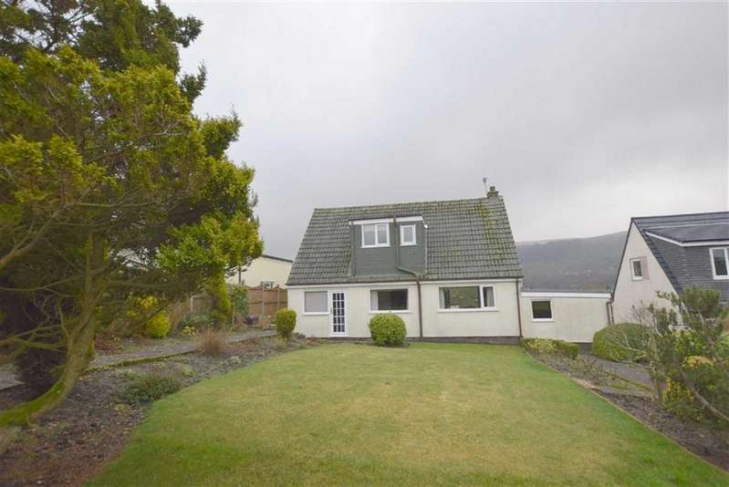 3 Bedrooms Detached Bungalow for sale in The Lees, Cliviger, Lancashire