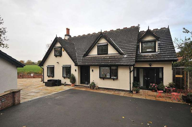 4 Bedrooms Detached House for sale in Dobbins Brooke, Sagars Road