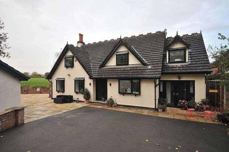 4 Bedrooms Detached House for sale in Dobbins Brooke, Sagars Road