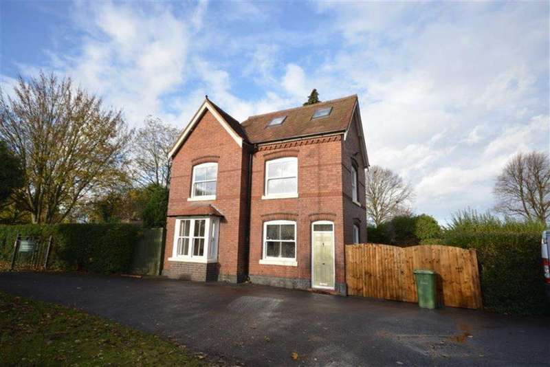 3 Bedrooms Detached House for sale in Lutterworth Road, Whitestone, Nuneaton
