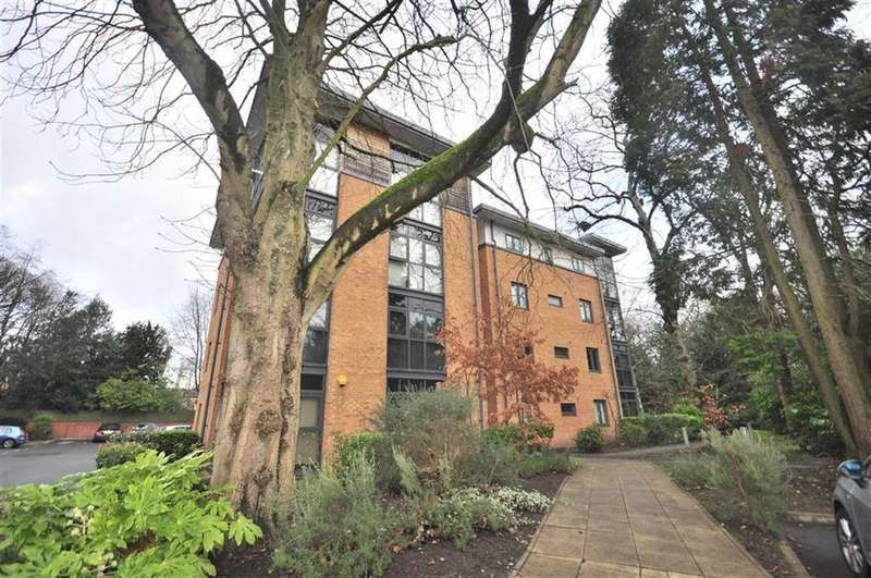 2 Bedrooms Flat for sale in 7 Larke Rise, Didsbury, Manchester, M20