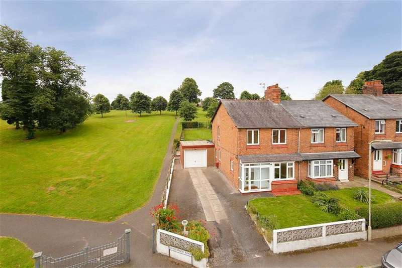 3 Bedrooms Semi Detached House for sale in Smallbrook Road, Whitchurch, SY13