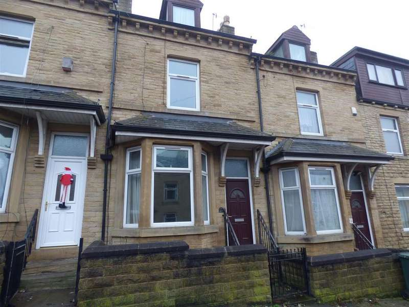 3 Bedrooms Terraced House for sale in Newark Street, Bowling Back Lane, BD4 8SB