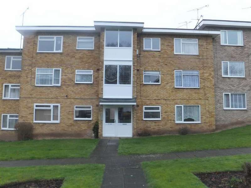 2 Bedrooms Flat for sale in Simon Close, Nuneaton, Warwickshire, CV11