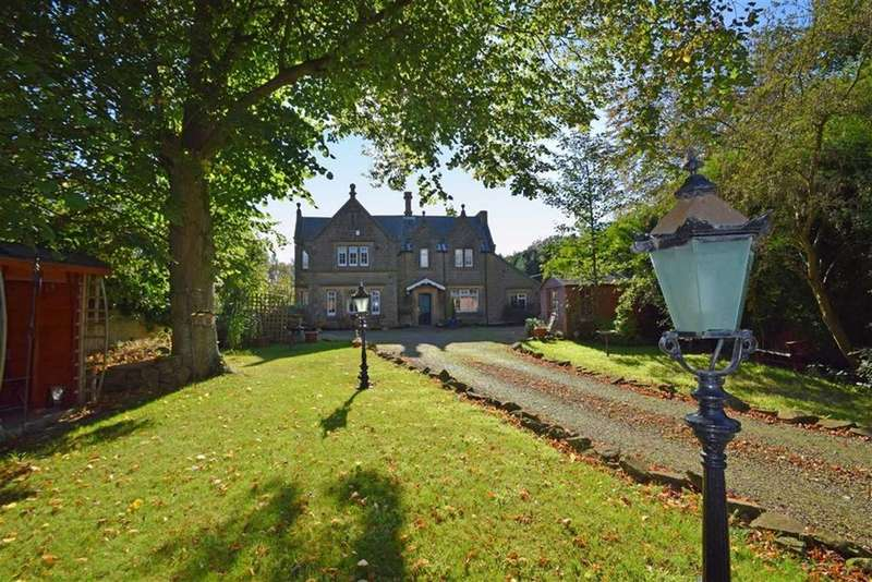 3 Bedrooms Semi Detached House for sale in Station House, Morpeth