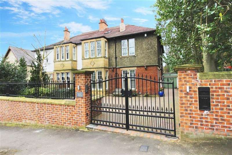 6 Bedrooms Semi Detached House for sale in Grange Road, Ryton