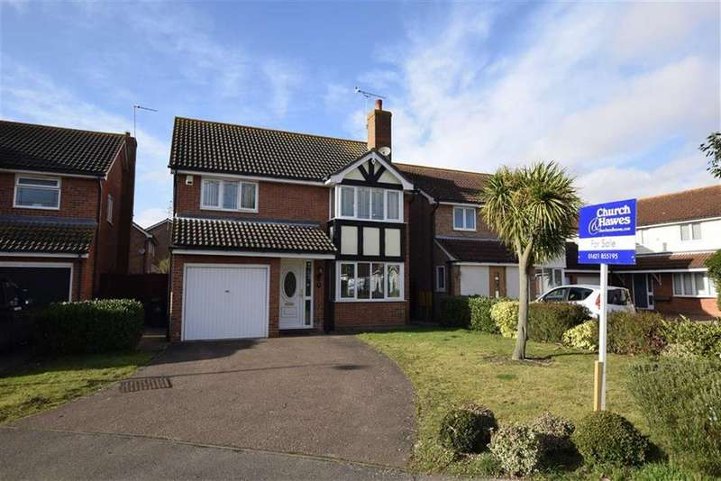 4 Bedrooms Detached House for sale in Chichester Way, Maldon, Essex