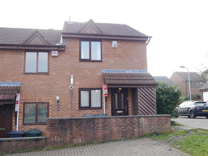 2 Bedrooms Town House for sale in Meadowcroft Rise, Bierley, BD4 6EP