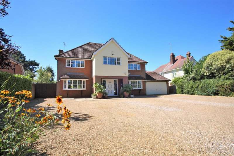 5 Bedrooms Detached House for sale in Main Road, Martlesham, Woodbridge