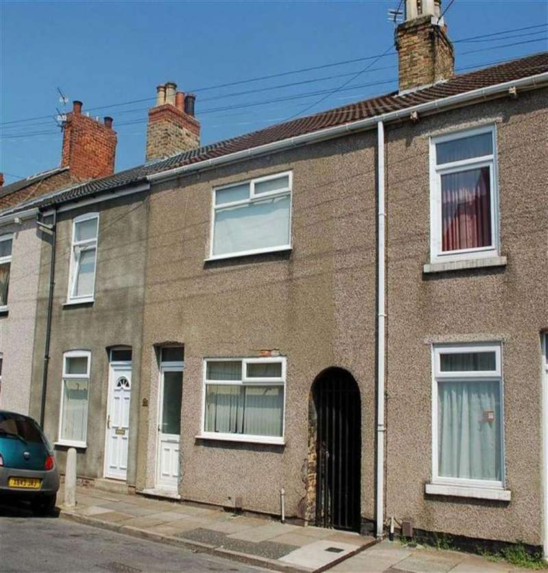 2 Bedrooms Terraced House for sale in William Street, Cleethorpes, North East Lincolnshire