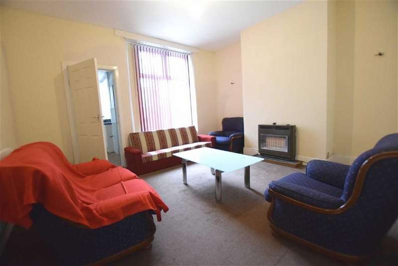 3 Bedrooms Terraced House for sale in Cleaver Street, Burnley, Lancashire