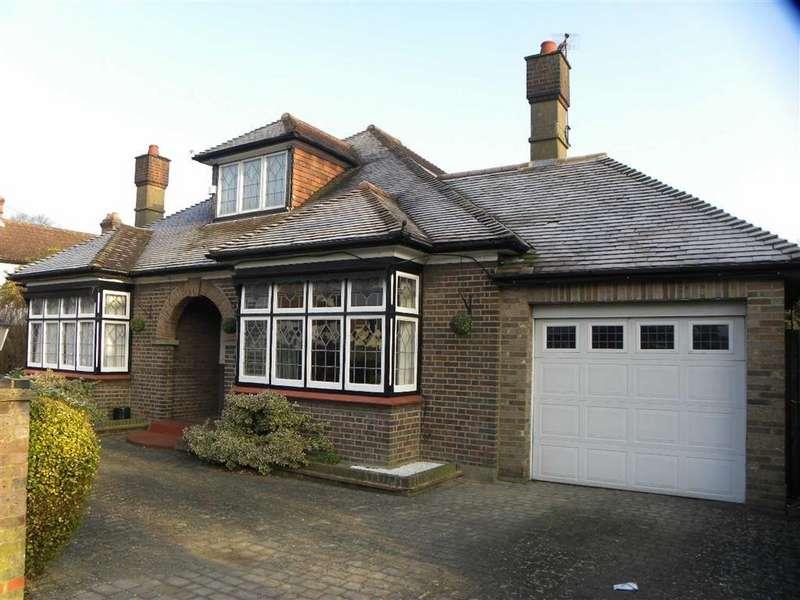 4 Bedrooms Detached Bungalow for sale in Richard, DUNSTABLE, Bedfordshire, LU5