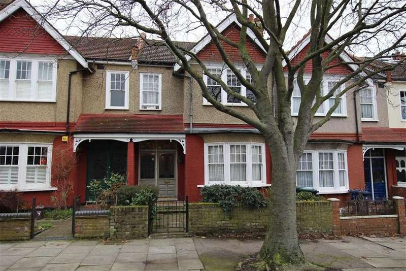 4 Bedrooms Terraced House for sale in St Johns Avenue, Friern Barnet, London