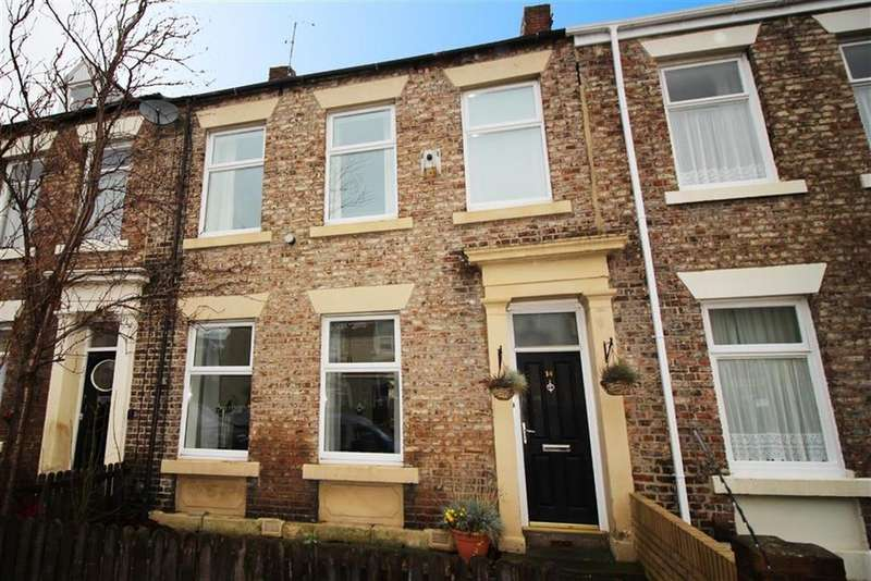 5 Bedrooms Terraced House for sale in Frank Place, North Shields