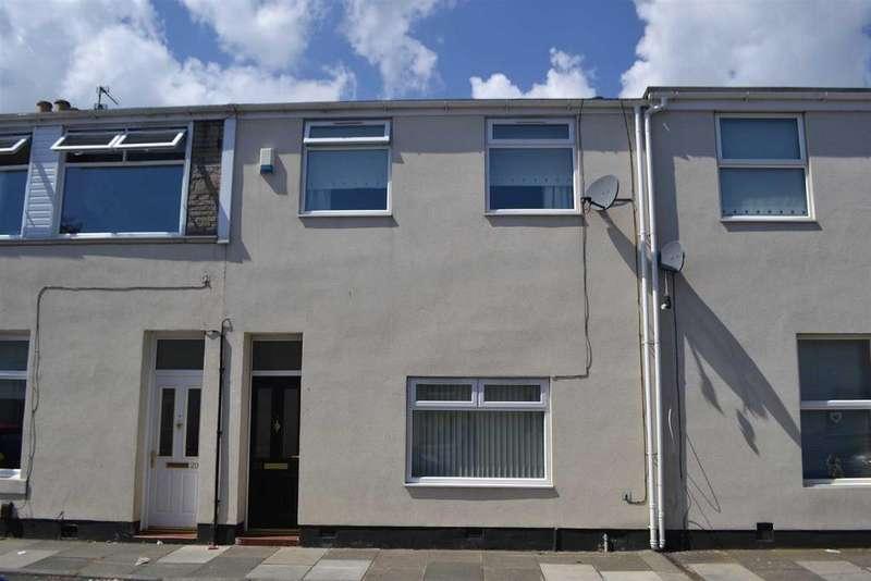 2 Bedrooms Terraced House for sale in Elizabeth Street, Castletown, Sunderland