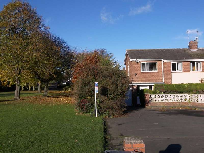 3 Bedrooms Semi Detached House for sale in Lindisfarne Lane, Morpeth