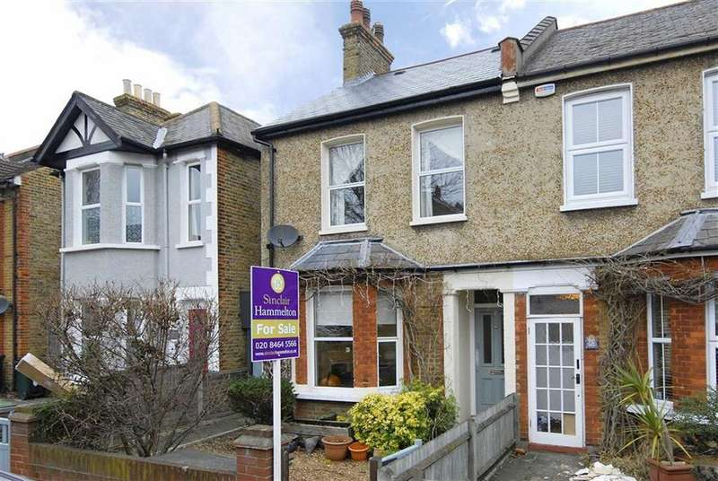3 Bedrooms End Of Terrace House for sale in Crown Lane, Bromley, Kent