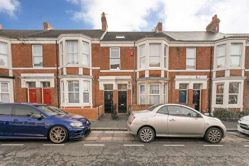 2 Bedrooms Flat for sale in Helmsley Road, Sandyford, Newcastle Upon Tyne