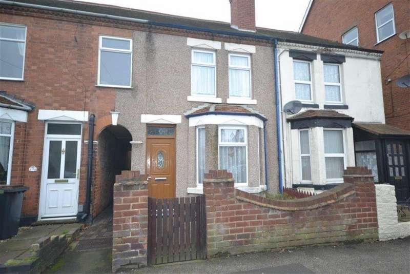 3 Bedrooms Terraced House for sale in Church Road, Stockingford, Nuneaton