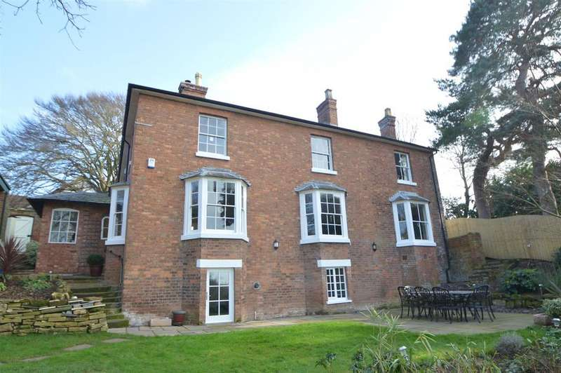 4 Bedrooms Detached House for sale in Innisfree, 14 Sutton Road, Shrewsbury, SY2 6DD