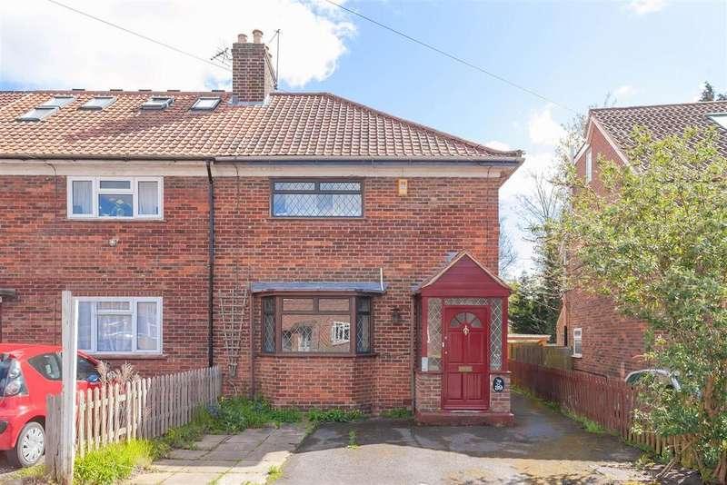 5 Bedrooms Semi Detached House for sale in Valentia Road, Headington, Oxford