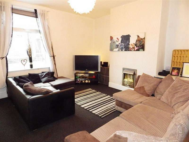 2 Bedrooms Terraced House for sale in Burnley Road, Rawtenstall, Rossendale, Lancashire, BB4