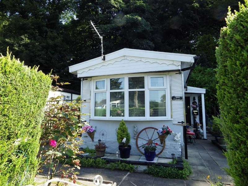 2 Bedrooms Detached Bungalow for sale in Hall Park, Acre, Haslingden, Rossendale, Lancashire, BB4