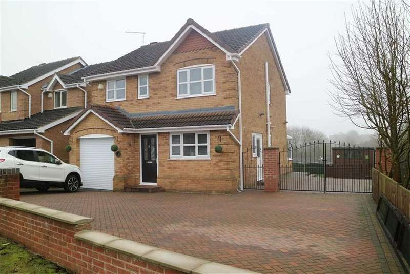 4 Bedrooms Detached House for sale in Beech Avenue, Kirkby In Ashfield, Notts, NG17