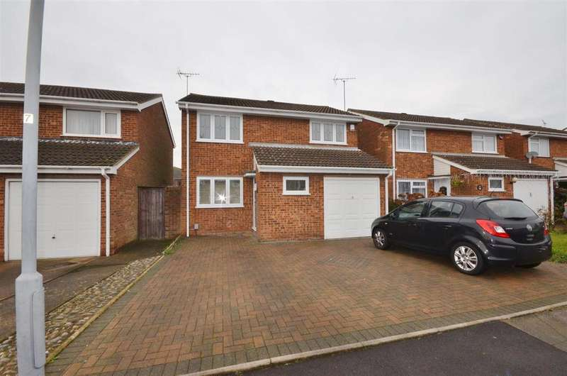 3 Bedrooms Detached House for sale in Stopsley