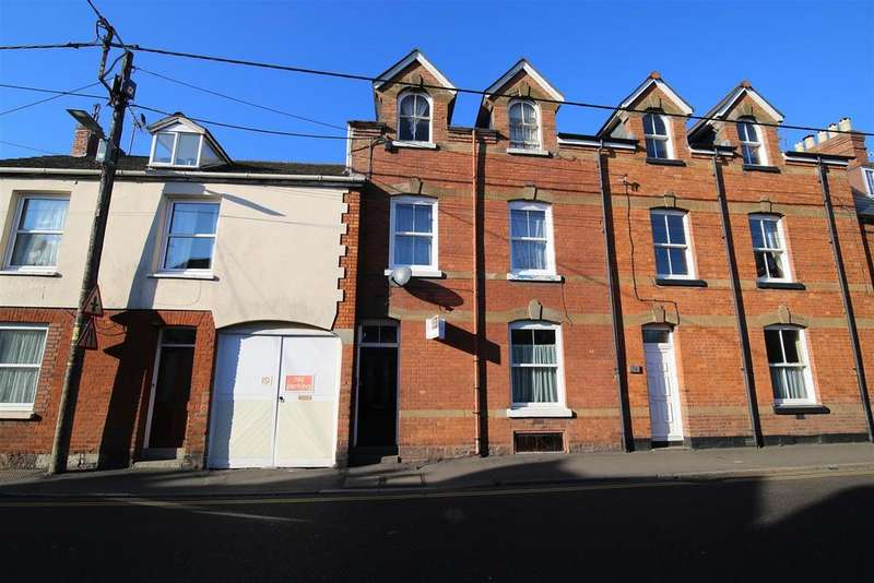 1 Bedroom Flat for sale in Park Street, Tiverton
