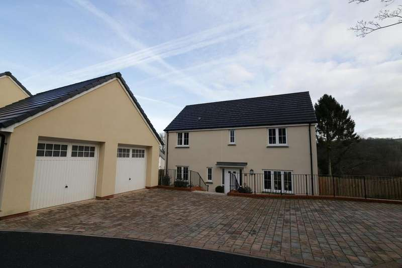 4 Bedrooms Detached House for sale in Elizabeth Penton Way, Bampton, Tiverton