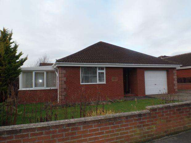3 Bedrooms Detached Bungalow for sale in SUTHERLAND ROAD, SHOTTON, PETERLEE AREA VILLAGES