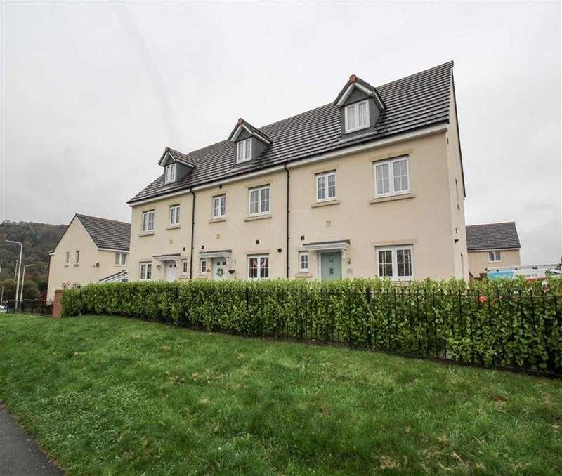 4 Bedrooms Town House for sale in Parc Y Dyffryn, Rhydfelin, Rhondda Cynon Taff