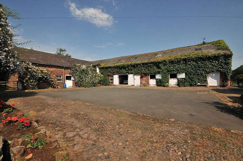 Barn Character Property for sale in Barkers Hollow Road, Preston on the Hill