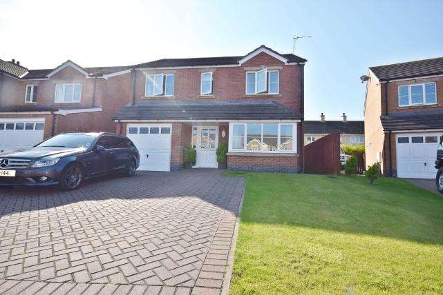 4 Bedrooms House for sale in Abbots Way, Ballasalla, IM9 3EQ