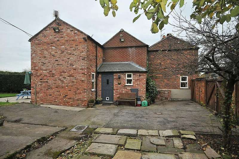 4 Bedrooms Semi Detached House for sale in Byley Road, Byley