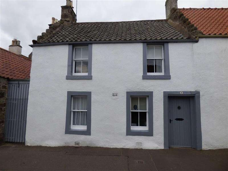 2 Bedrooms Cottage House for sale in Westgate North, Crail, Fife