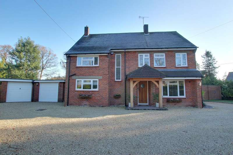 4 Bedrooms Detached House for sale in DIBDEN PURLIEU