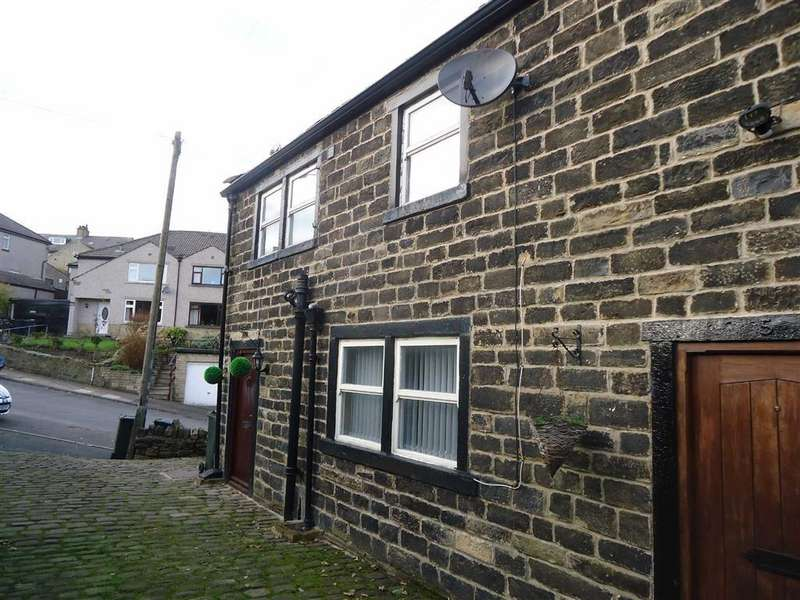 3 Bedrooms Cottage House for sale in Brownroyd Hill Road, Bradford, BD6