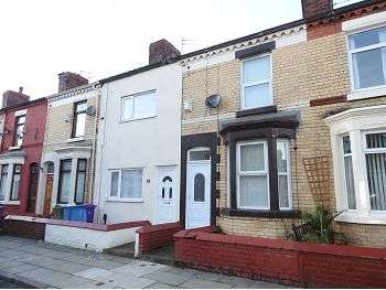 2 Bedrooms Terraced House for sale in July Road, Tuebrook, Liverpool
