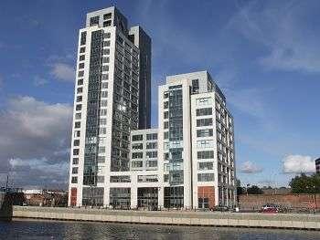 1 Bedroom Studio Flat for sale in Princes Dock, William Jessop Way, Liverpool