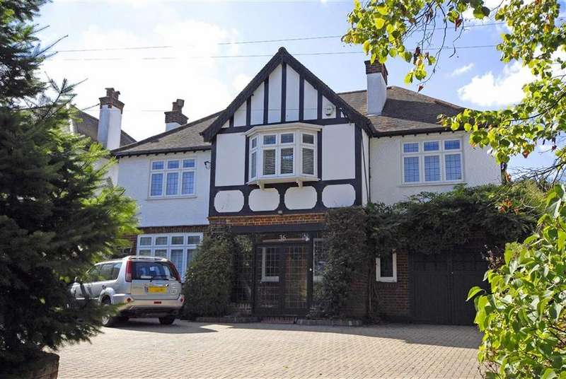 4 Bedrooms Detached House for sale in Baston Road, Hayes, Kent