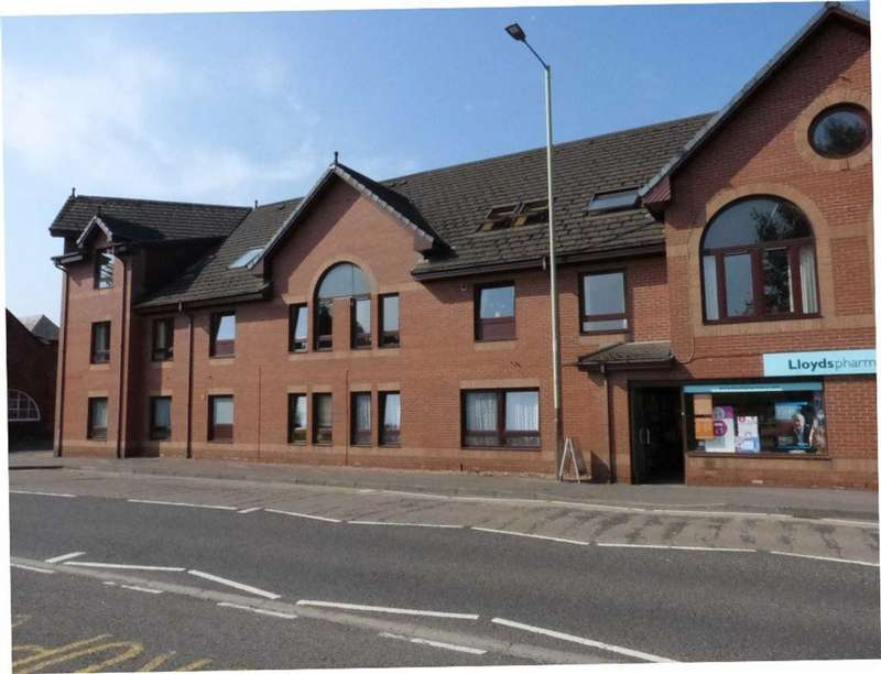 1 Bedroom Flat for sale in Glover Court, Perth, Perthshire