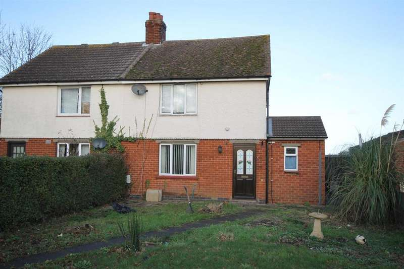 3 Bedrooms Semi Detached House for sale in 4 Station Road, Willoughby, Lincolnshire