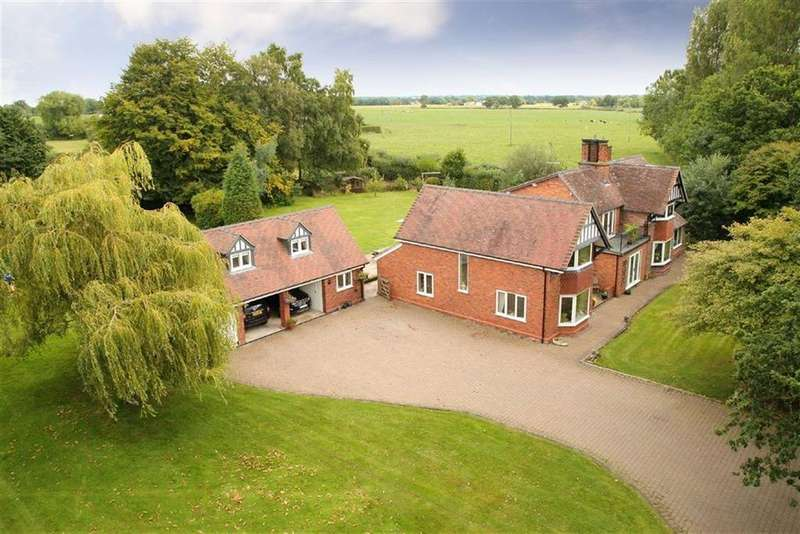 6 Bedrooms Country House Character Property for sale in Coton, Whitchurch, SY13