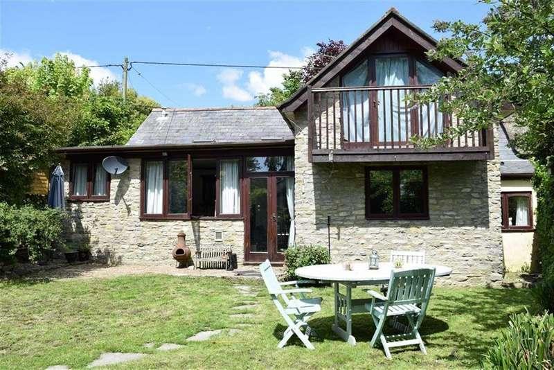 4 Bedrooms Semi Detached House for sale in Chalk Pit Lane, Litton Cheney, Dorset, DT2
