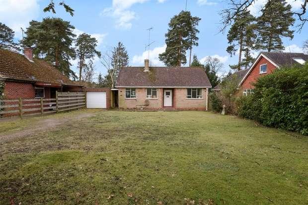 2 Bedrooms Link Detached House for sale in Sandhurst Road, Crowthorne, Berkshire