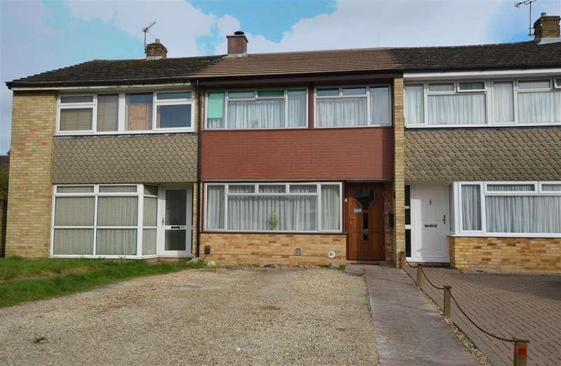 3 Bedrooms Terraced House for sale in Circuit Lane, Southcote, Reading, RG30