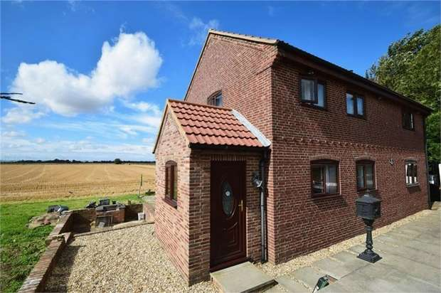 3 Bedrooms Detached House for sale in South Road, North Somercotes, Louth, Lincolnshire